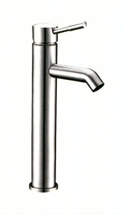 HT-A-26E-1 Single lever high basin mixer