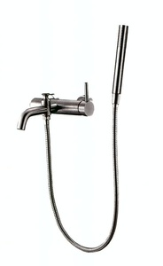 HT-G-1C Bath mixer with Handle shower